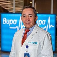 Dr Christian Martinez Belmar