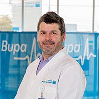Dr Alvaro Garay Moffat