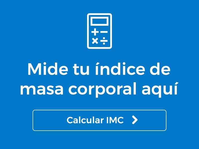Mide tu IMC