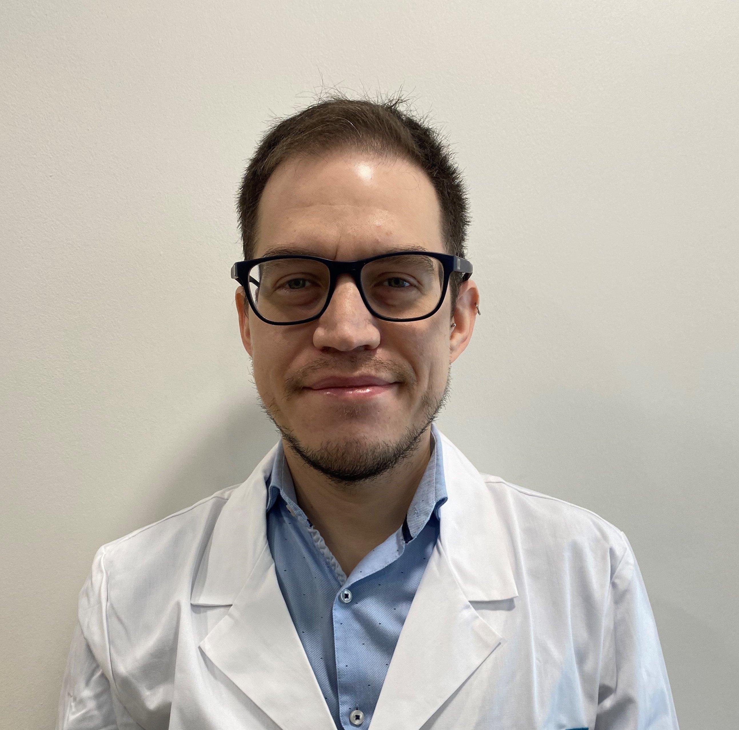 Ps. Daniel Riveros
