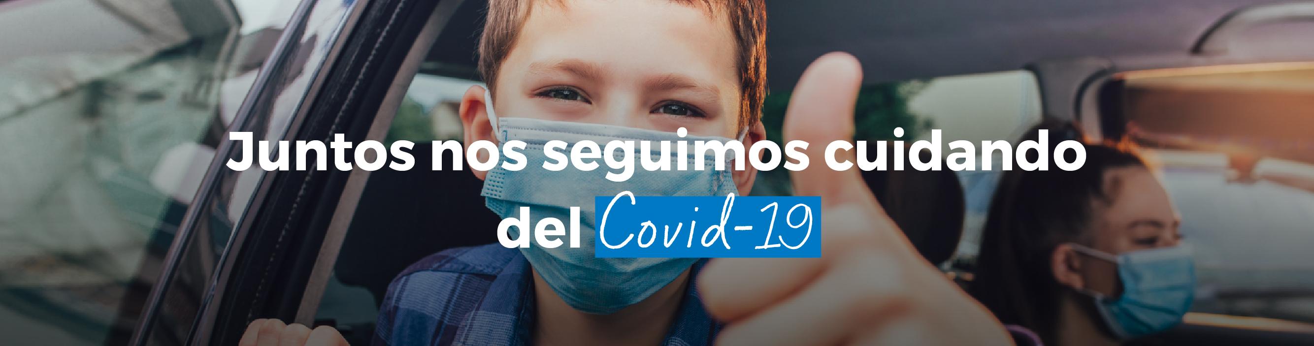 Junto nos seguimos cuidando del Covid-19 | Clínica Bupa Santiago